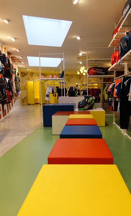 Kids Corner - Tennis - General Sport